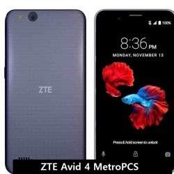 USB Unlock ZTE Avid 4 Z855